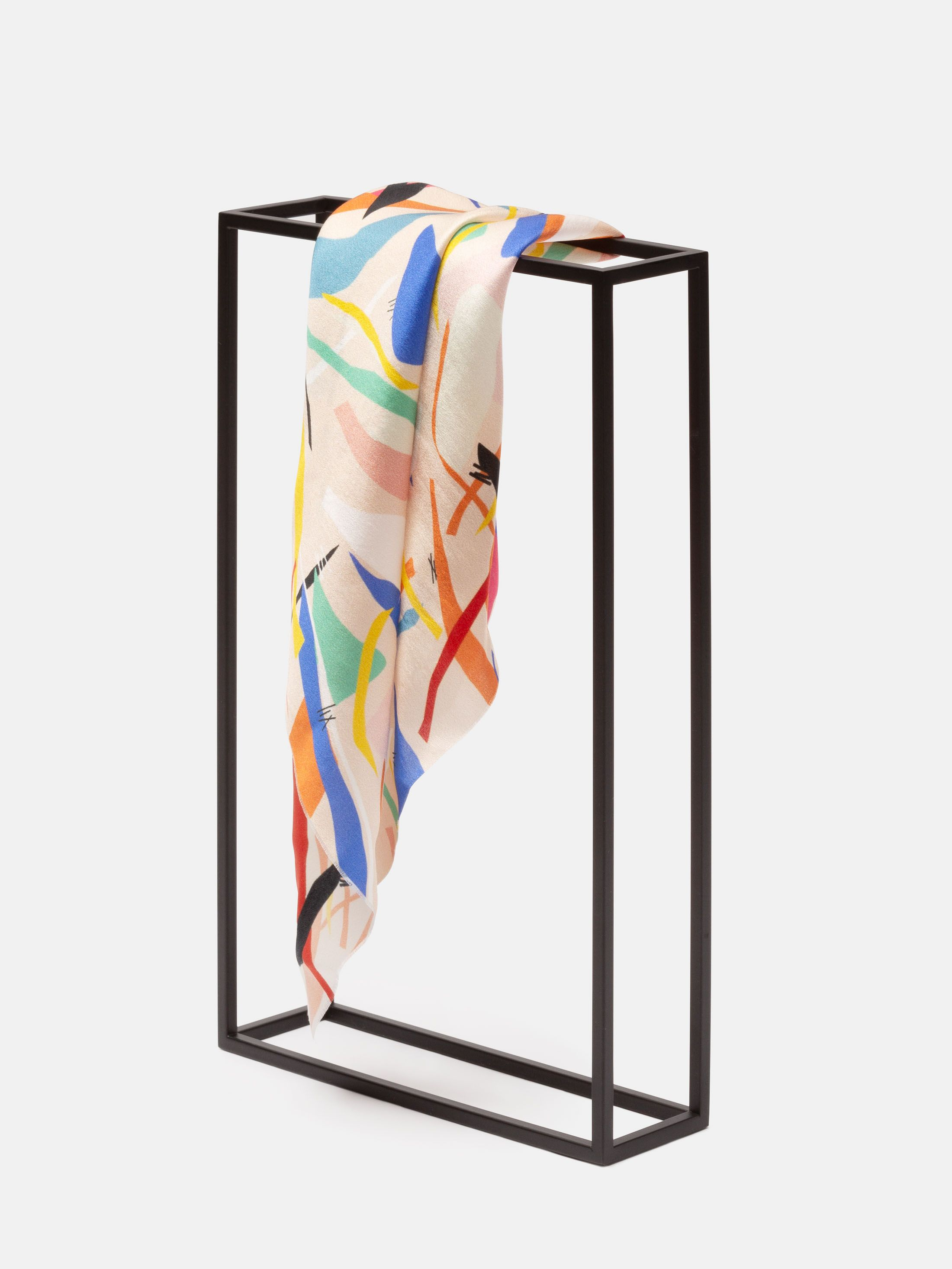 digital printing personalise silk satin fabric