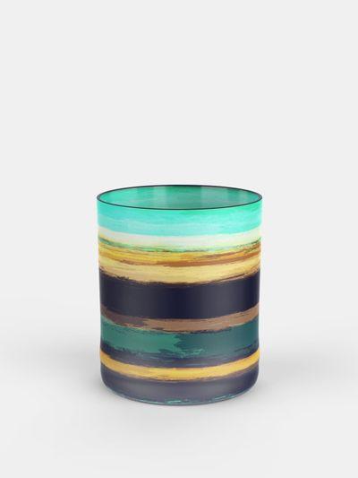 egendesignat whiskeyglas