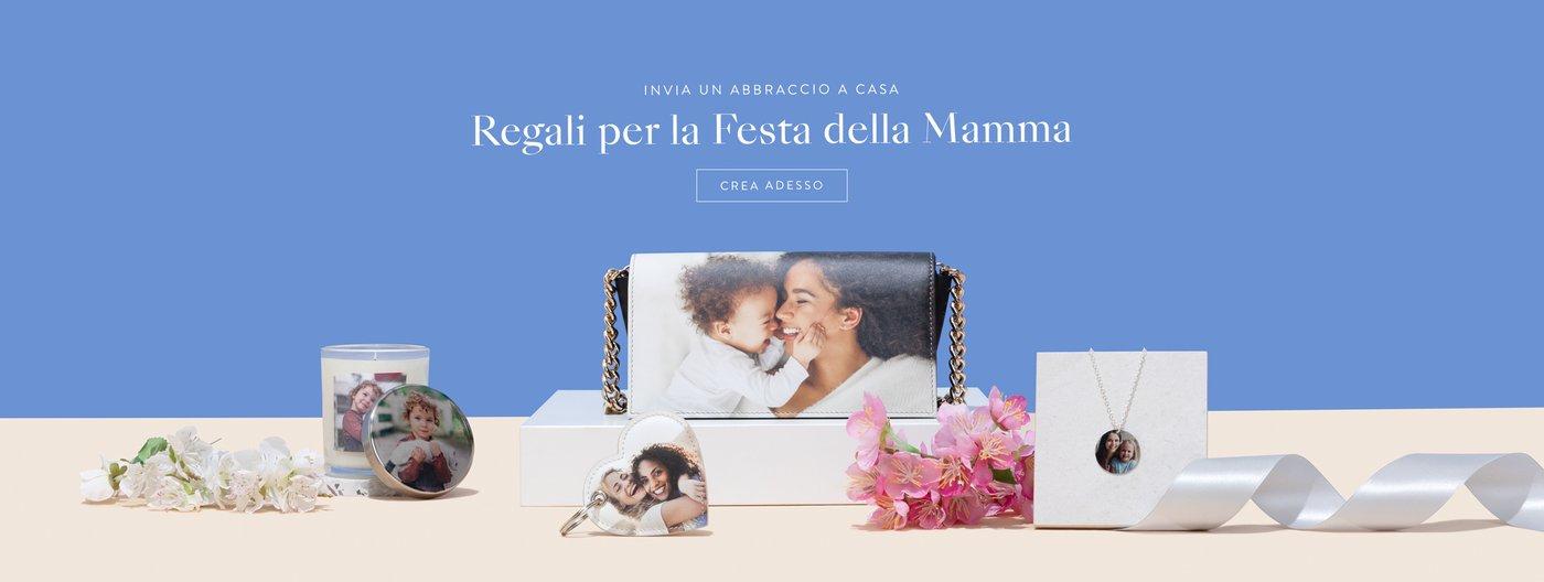 Regali Personalizzati per la Festa della Mamma