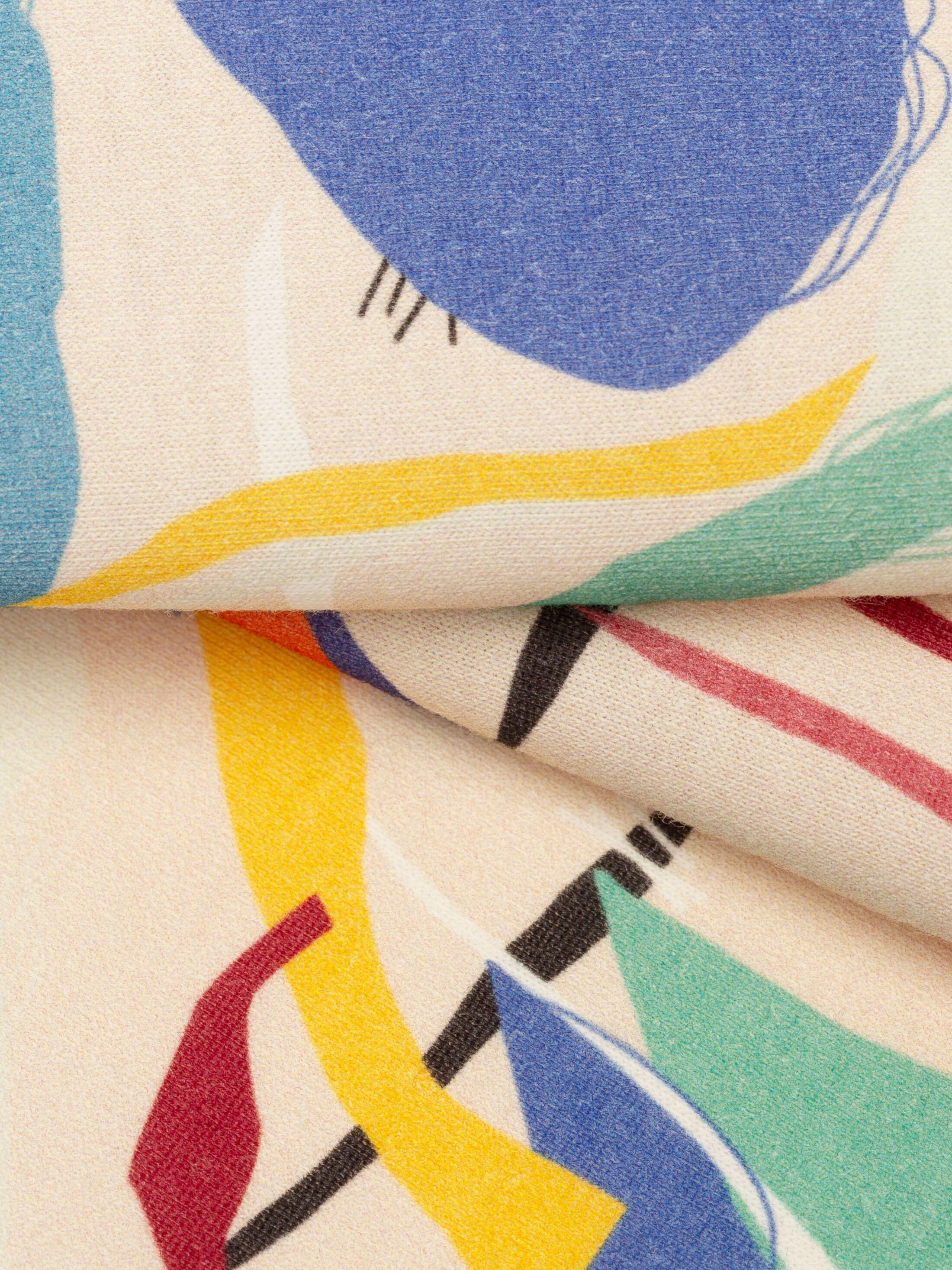 custom cotton jersey fabric