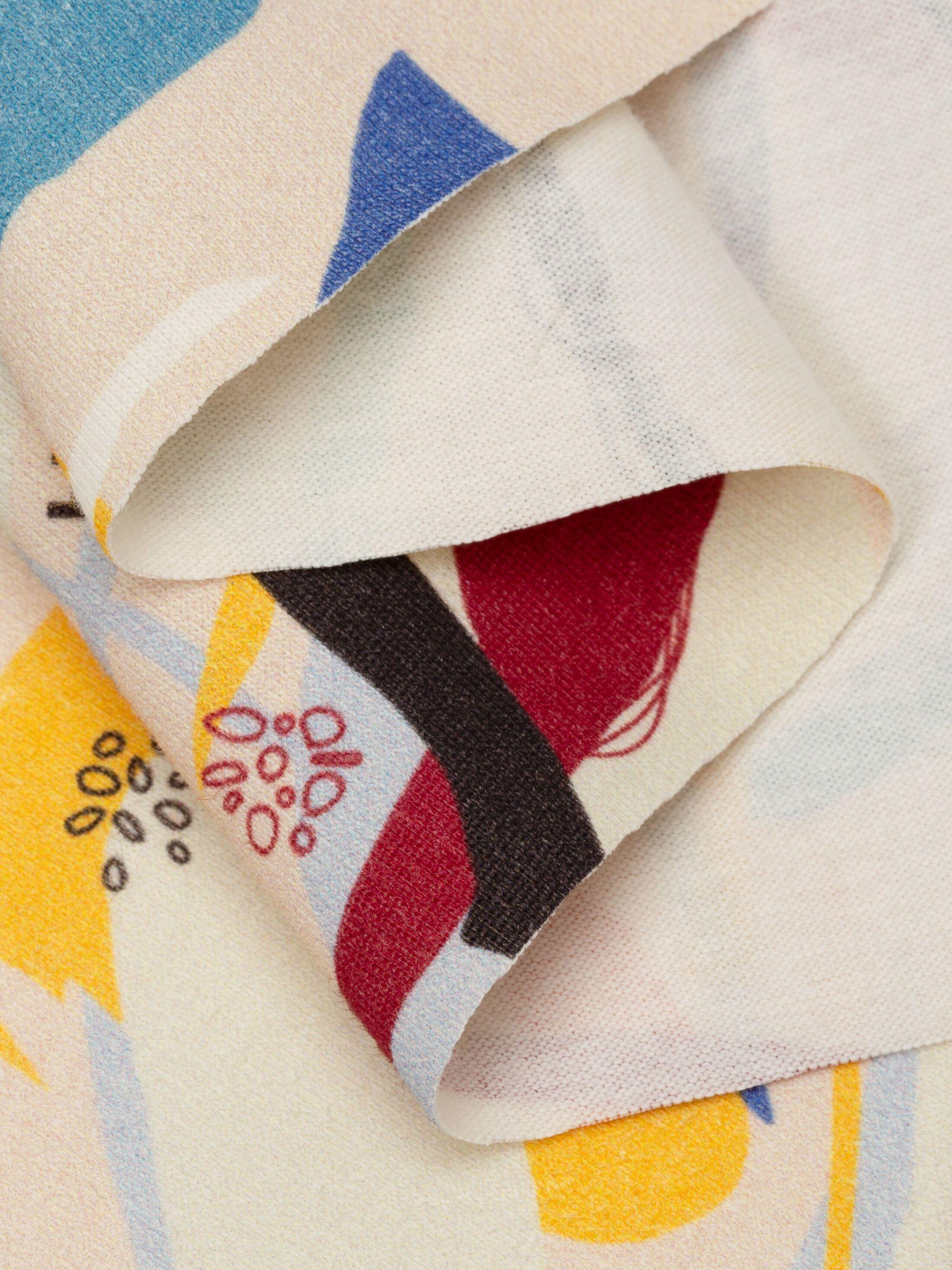 print on demand cotton jersey fabric