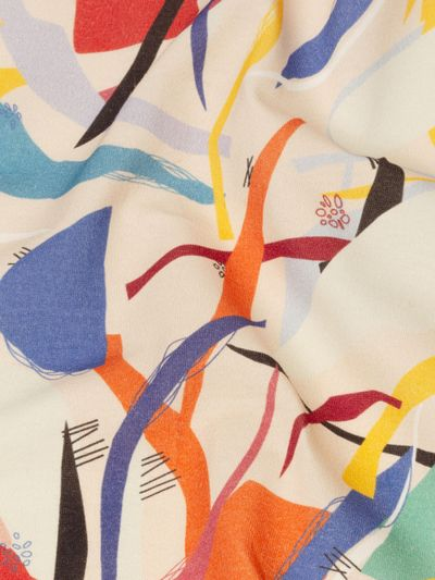 custom printed cotton jersey