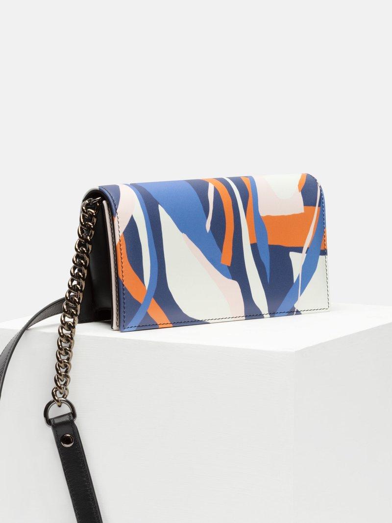 custom printed evening bag