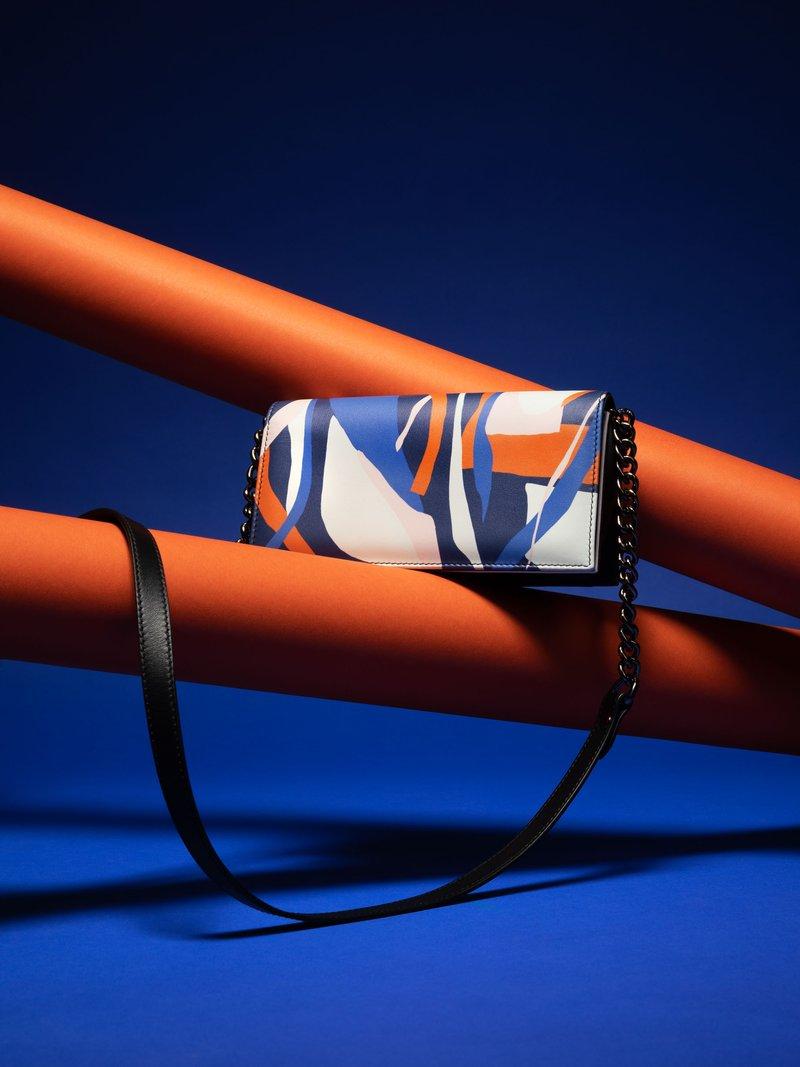 create an evening bag