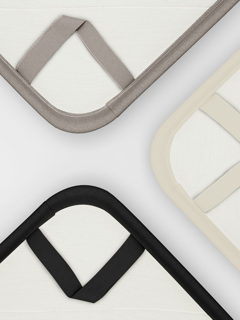 trim colour choices for your pot holder