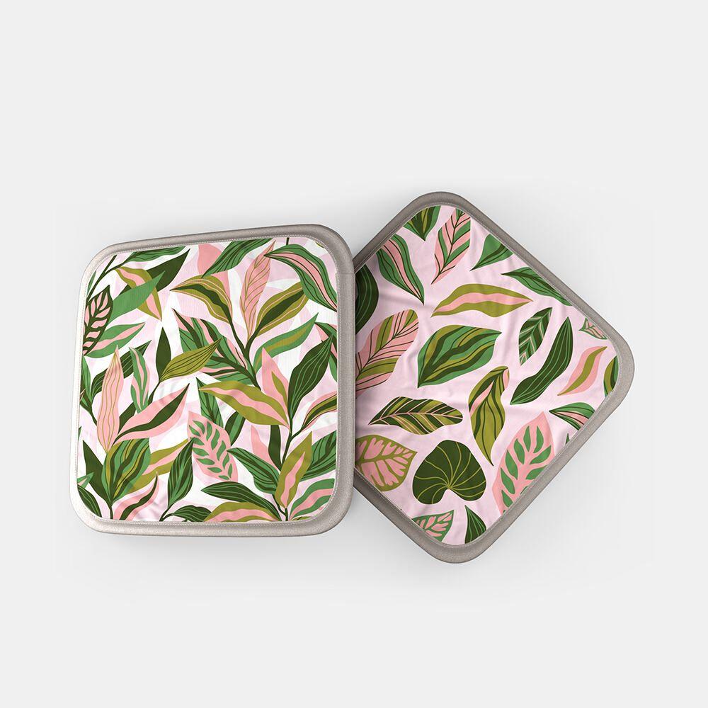 Custom hot dish pads