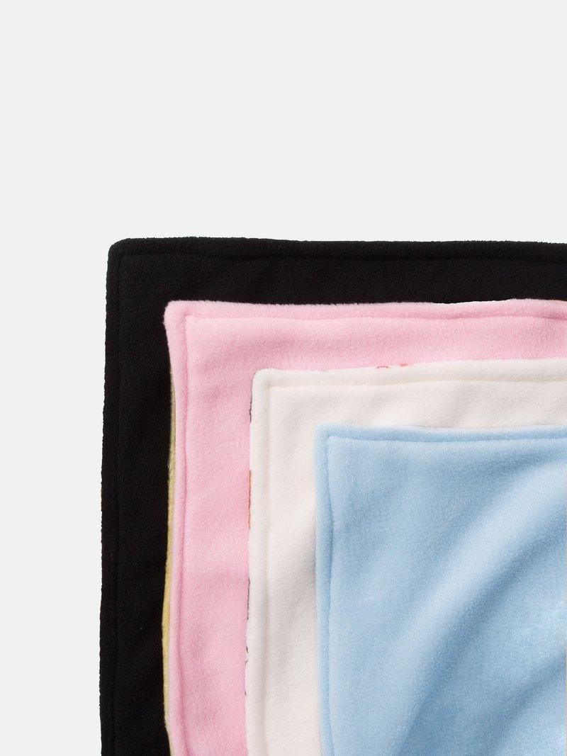 colore del retro a scelta della coperta personalizzata