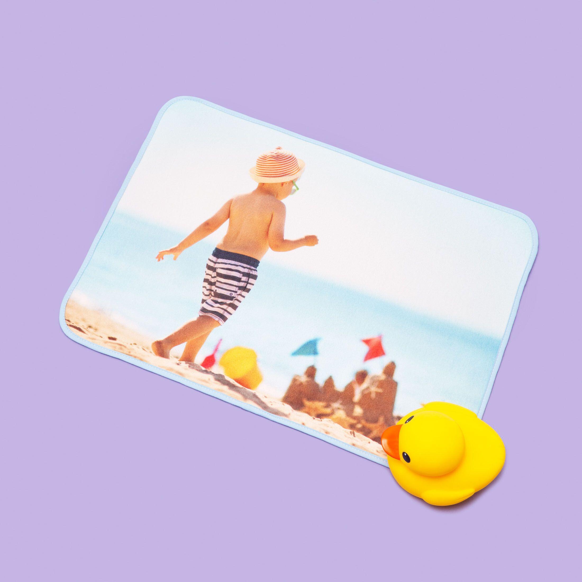 personalised mats handmade UK
