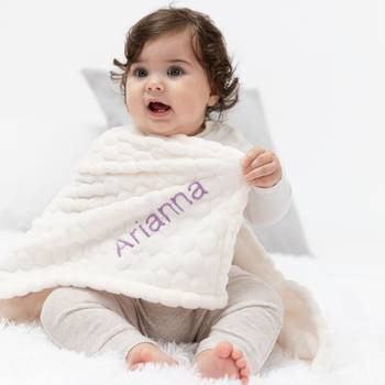 manta infantil personalizada