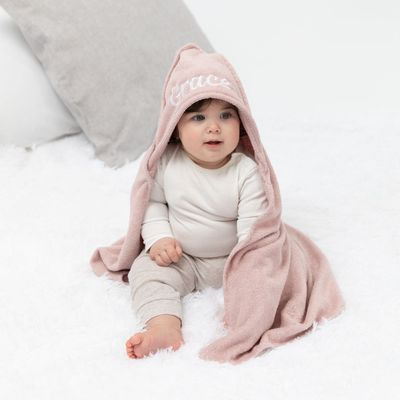 Asciugamano con cappuccio personalizzato