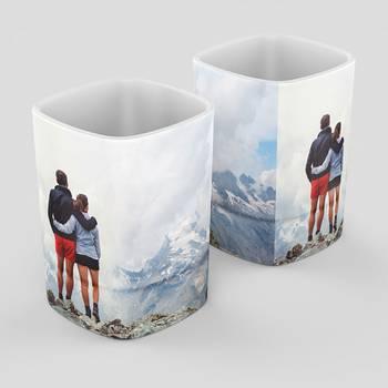 vasos de chupitos cuadrados personalizados