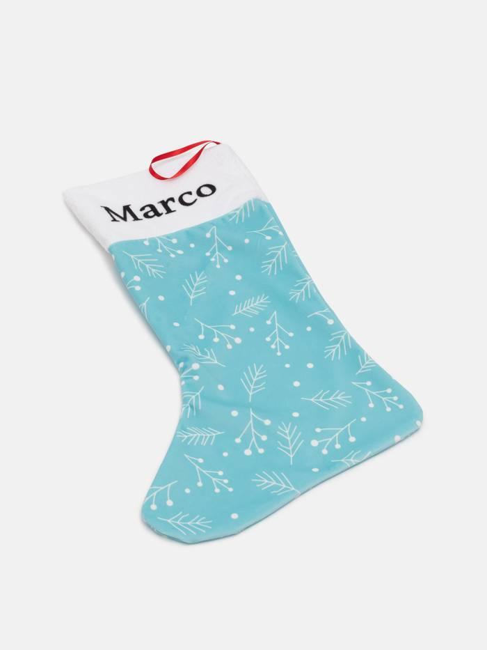 make your own christmas Stocking