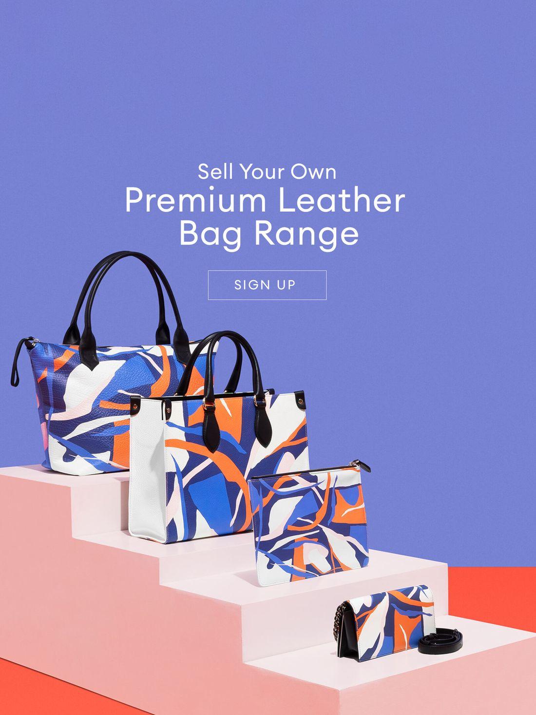Premium Leather Bags