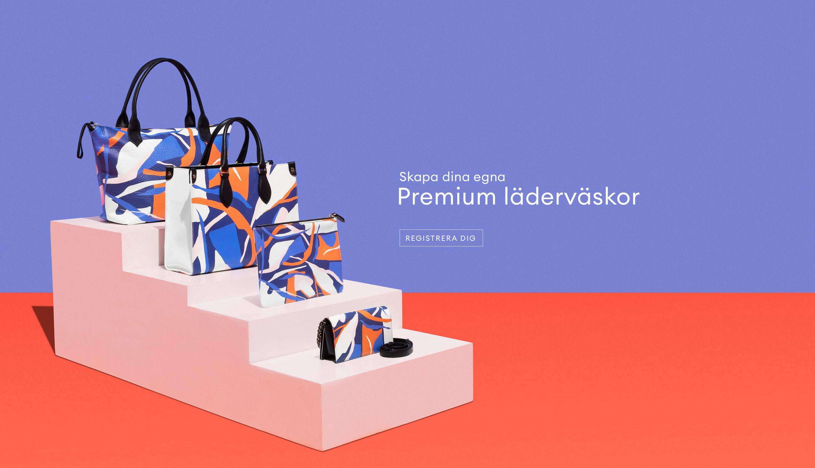 Premium läderväskor
