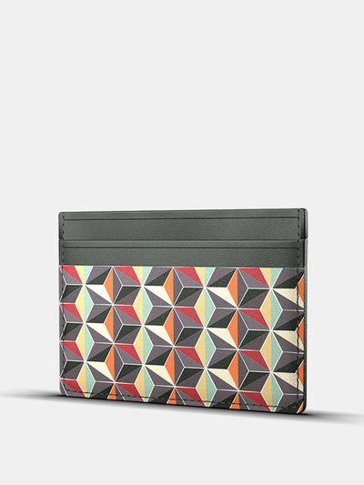 Porta Carte di Credito in Pelle Personalizzato