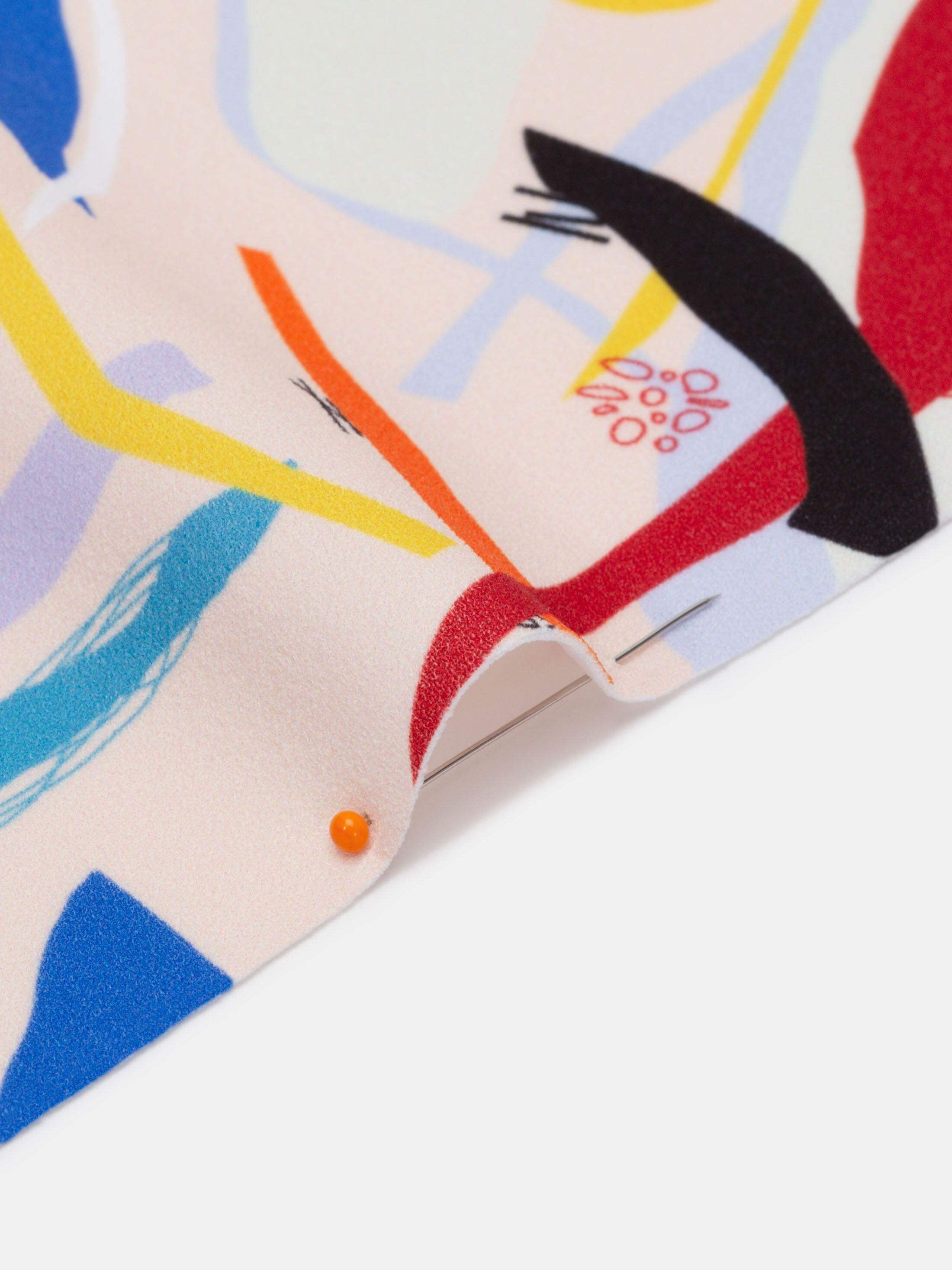 customized scuba fabric