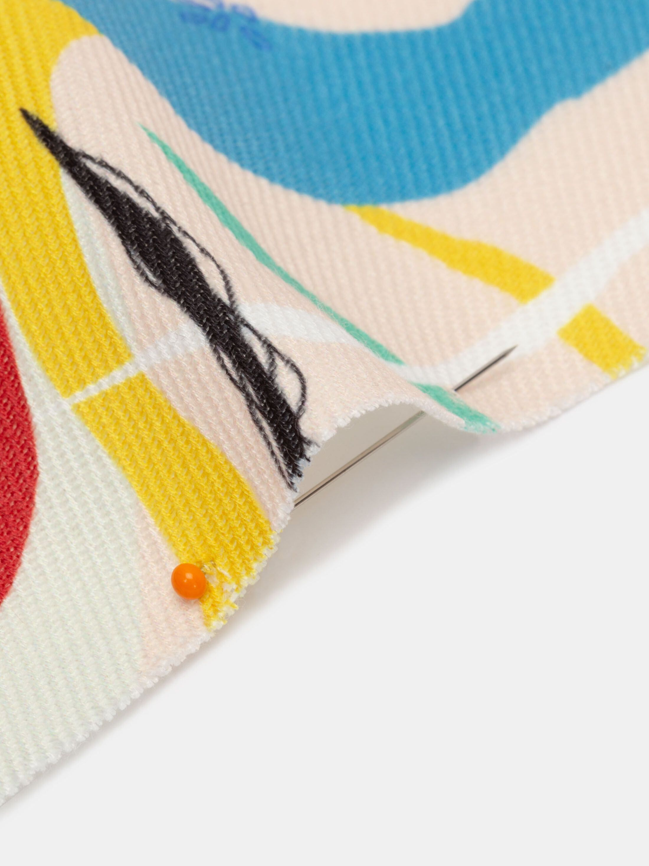 Trafalgar constructed weave Fabric Printing