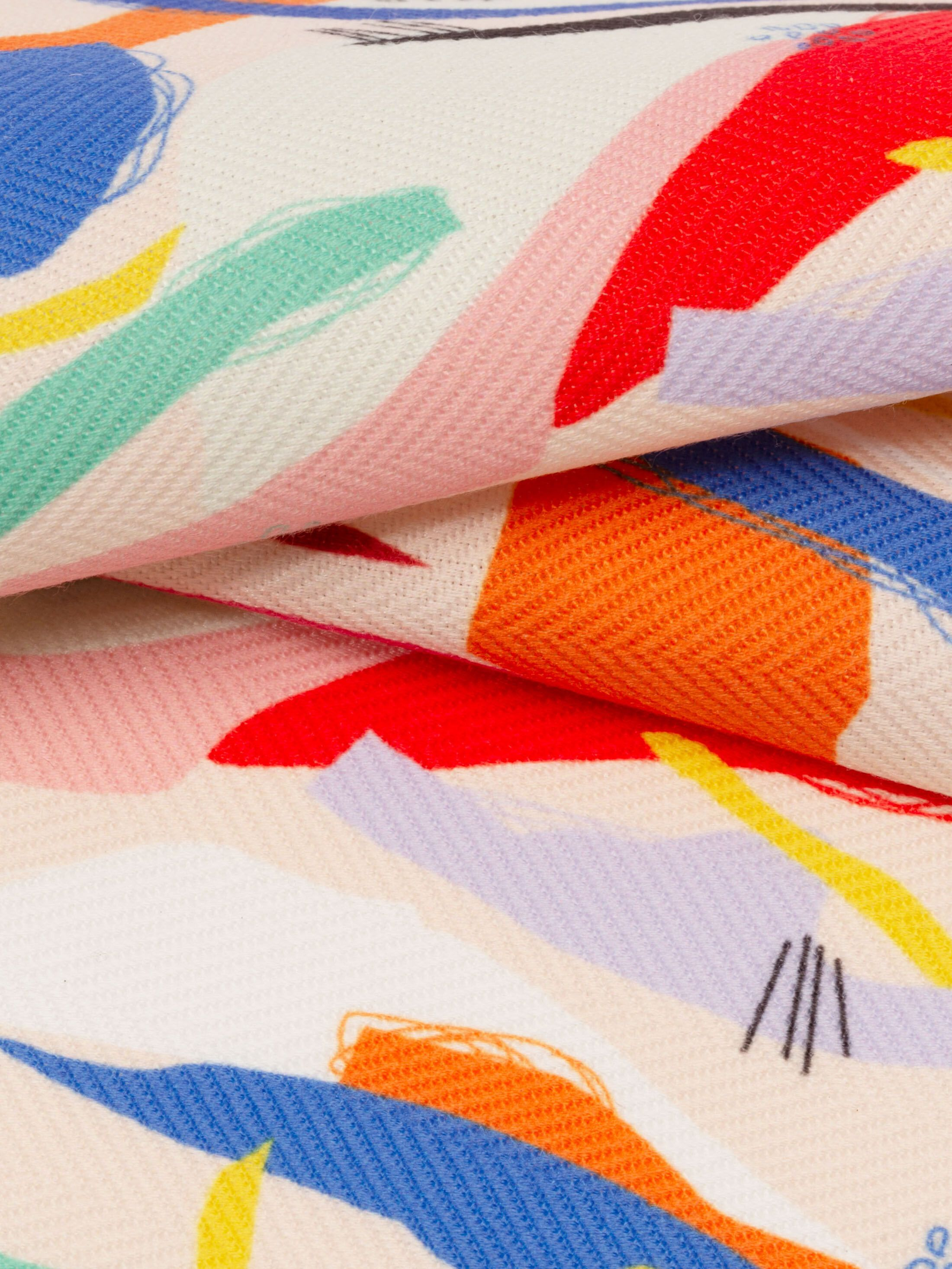 tissu chevron Mayfair imprimé