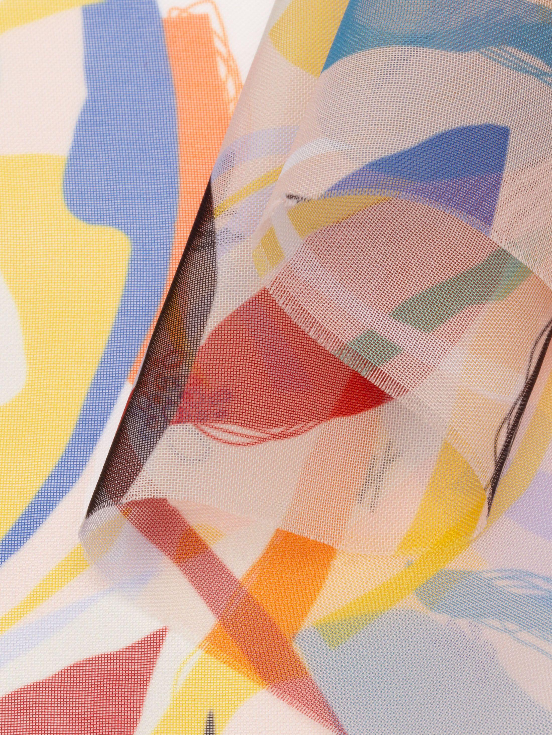 stampa tessuti trasparenti online