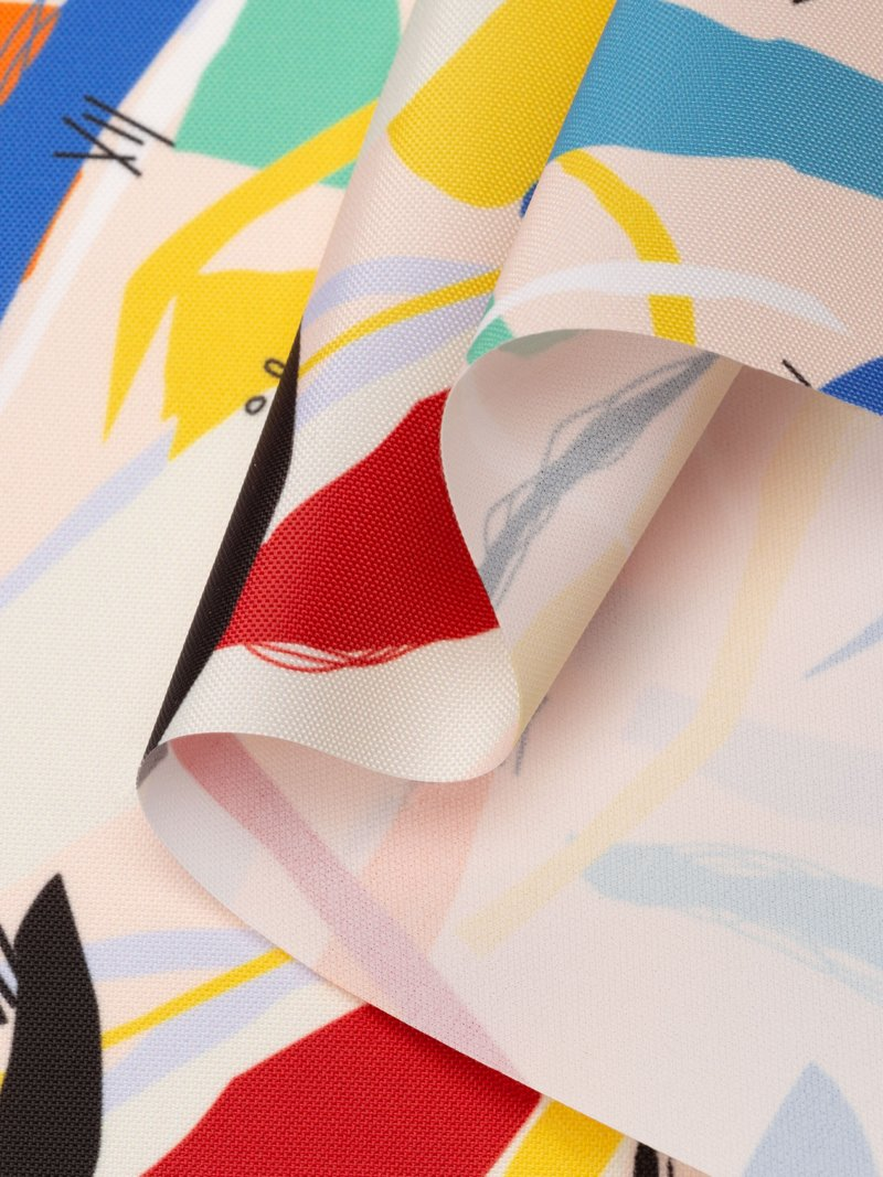 stampa digitale su tela impermeabile