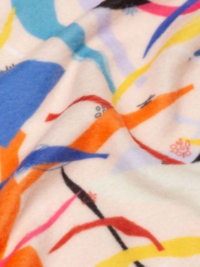 Polar Fleece knit fabric