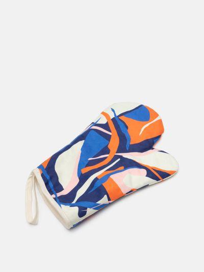 custom oven gloves