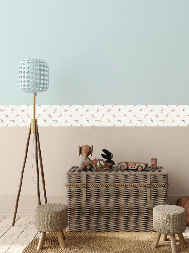 custom printed wallpaper borders