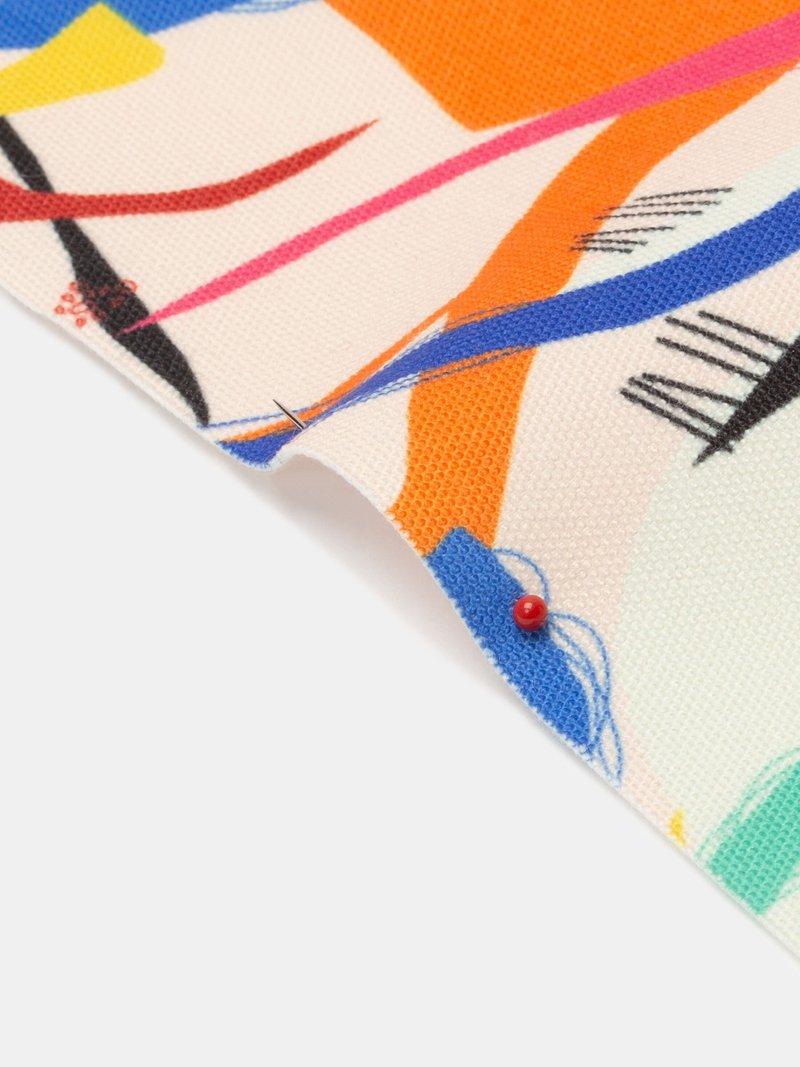 stampare su tela stoffa