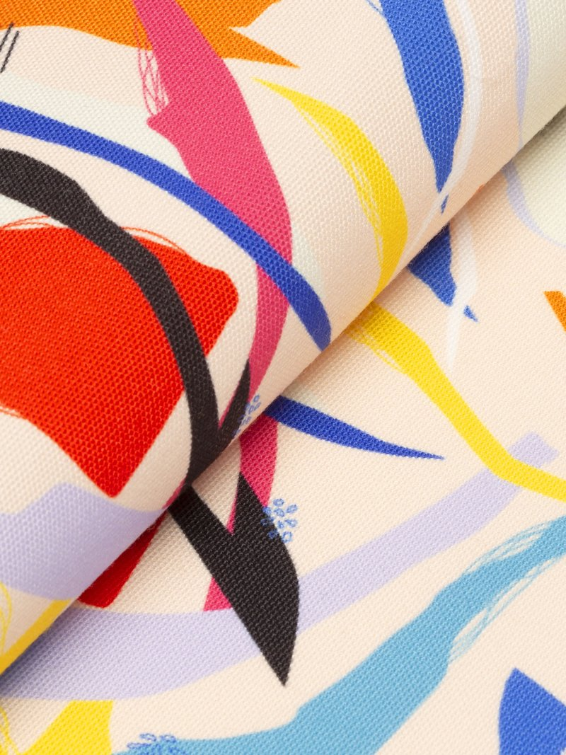 Printed Canvas Fabric