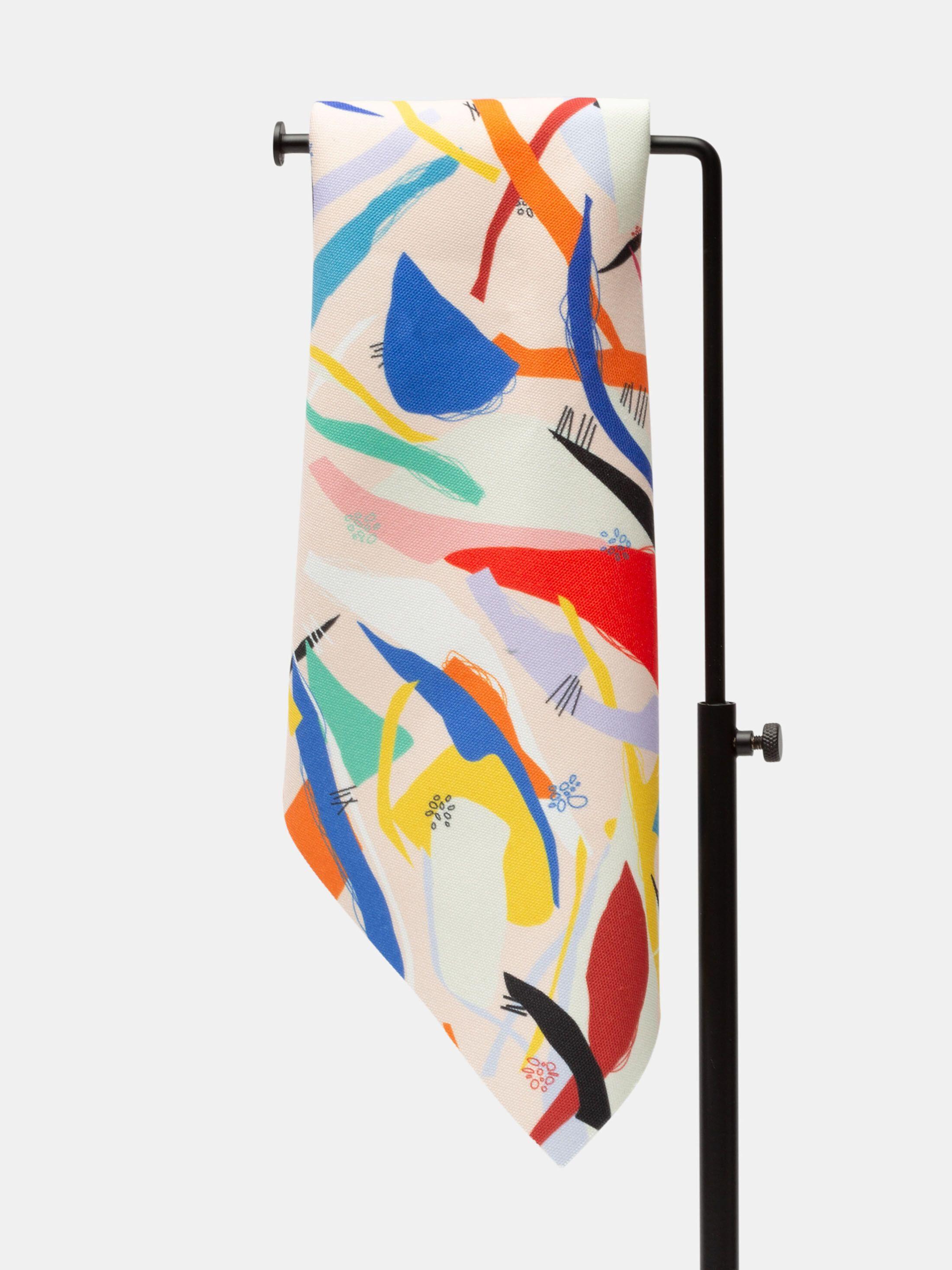 Canvastyg med eget mönster