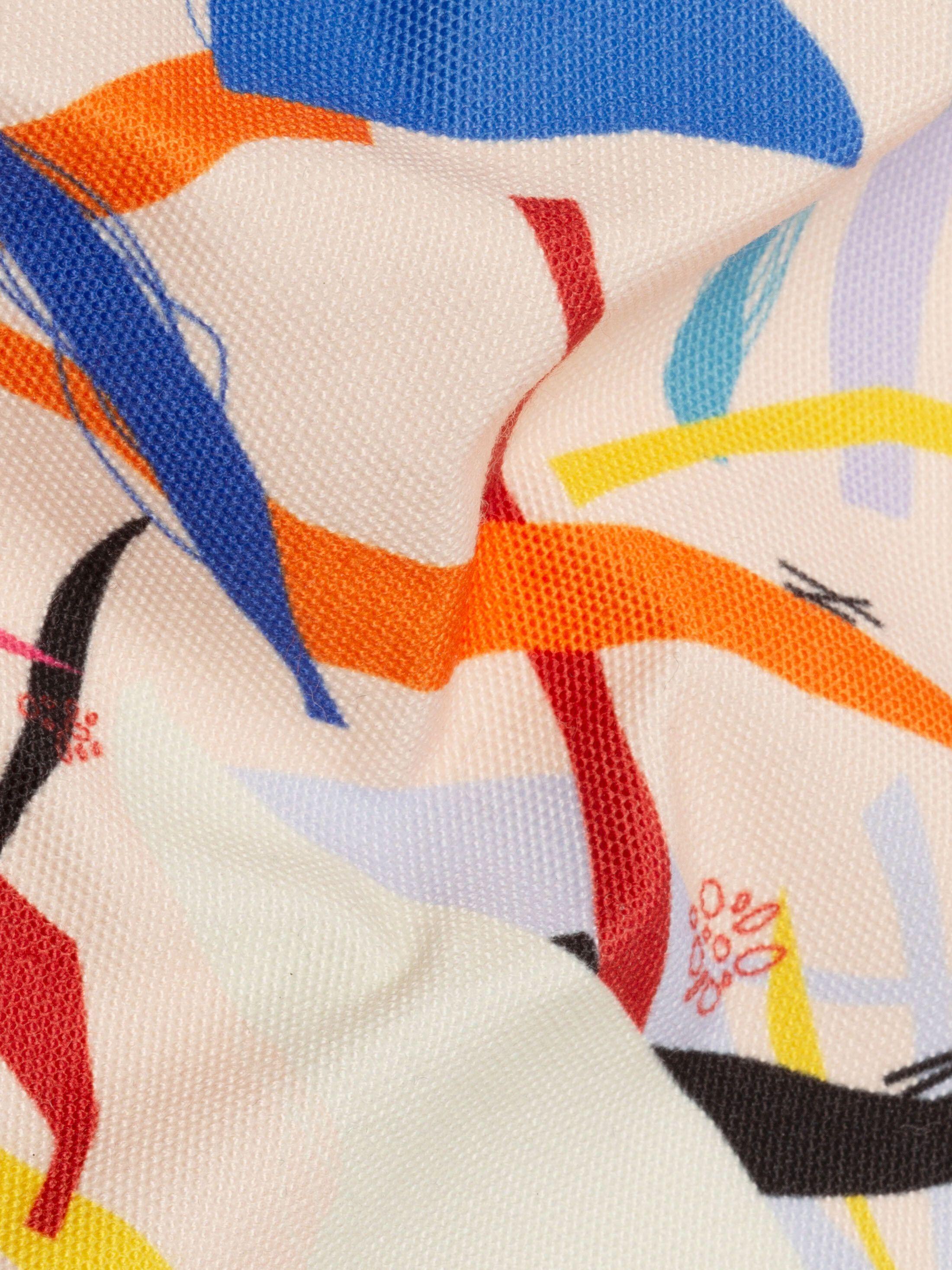 stampa tessuto tela