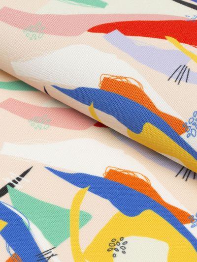 Impression sur tissu toile