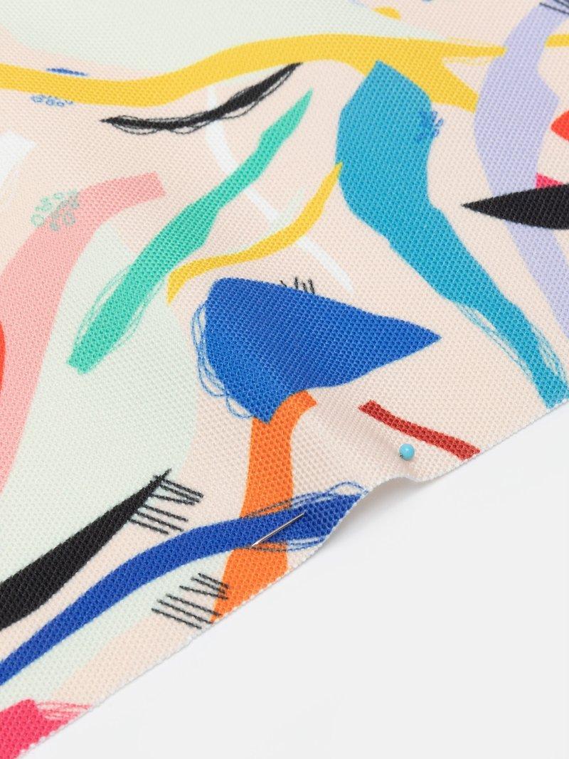 stampa su tela