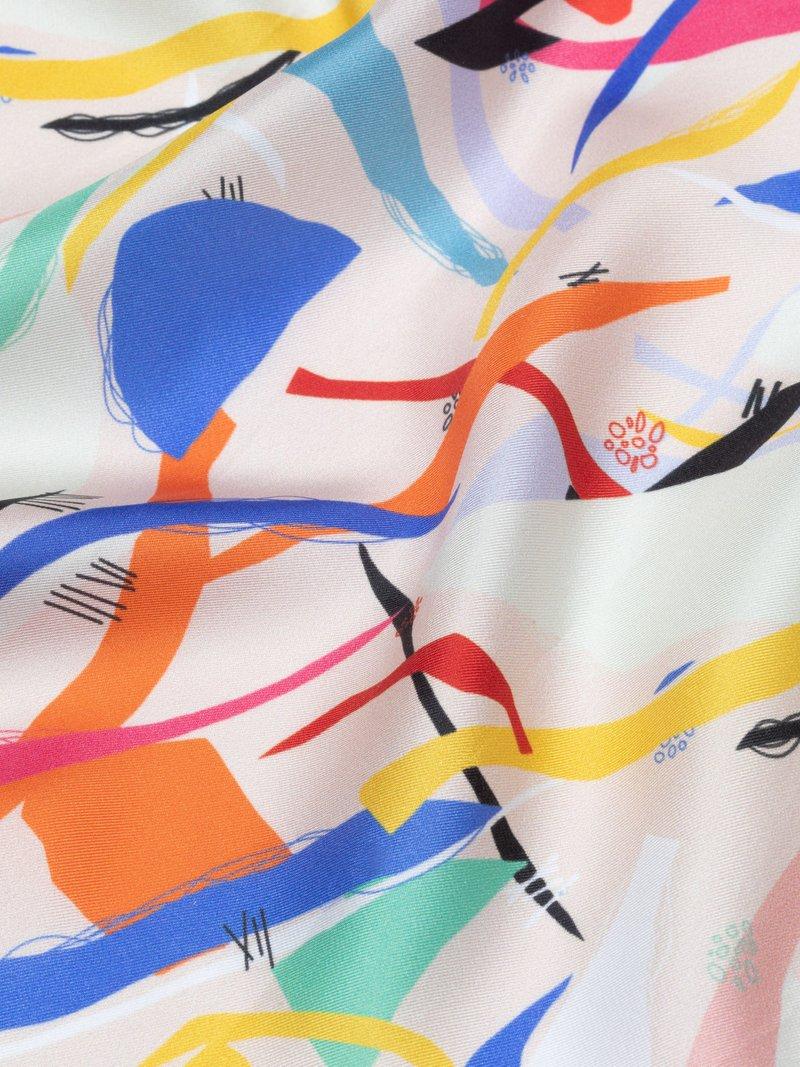 silk twill fabric UK