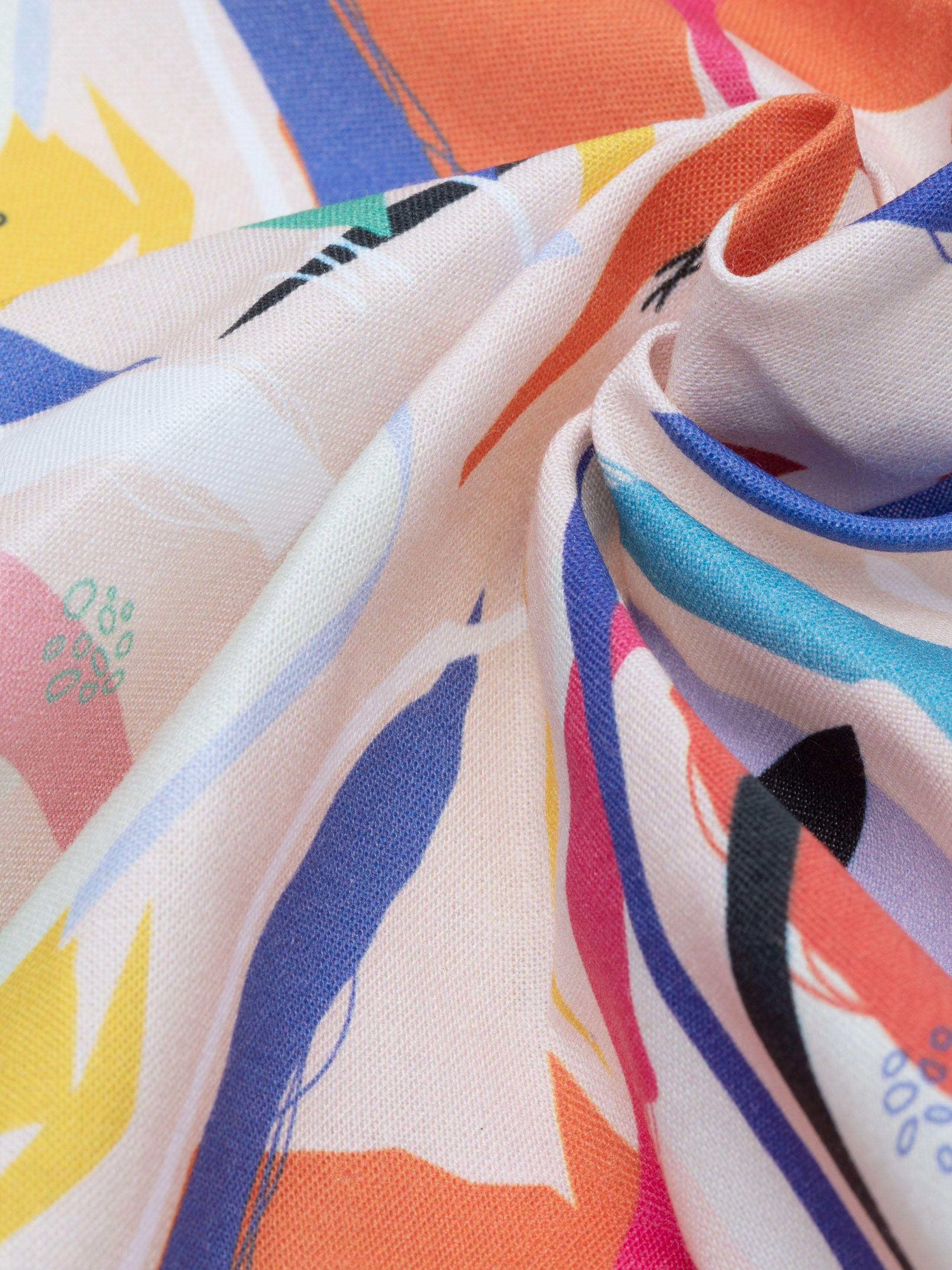 Diseña online tela percal para sábanas