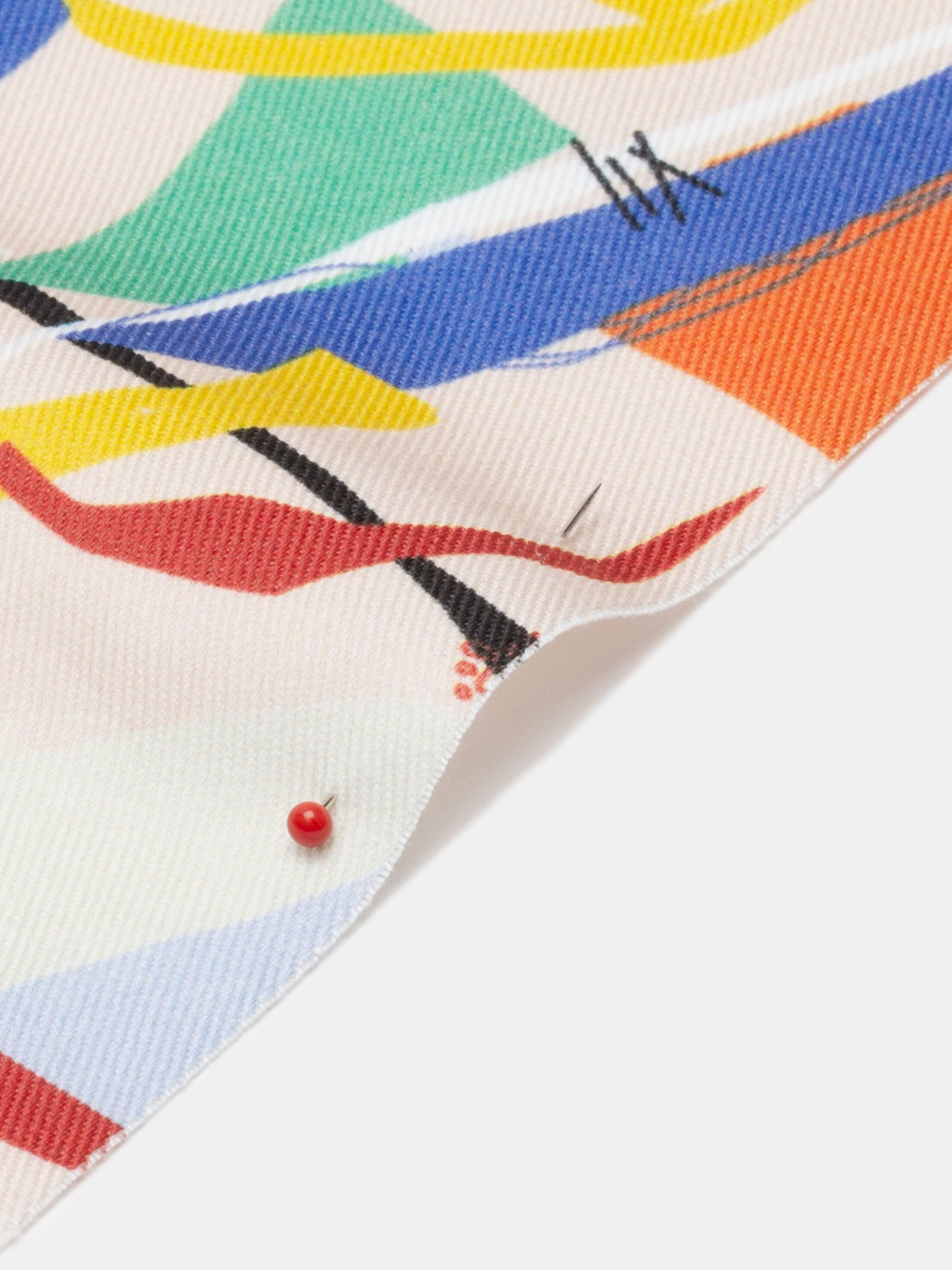 Design Cotton Twill Fabric