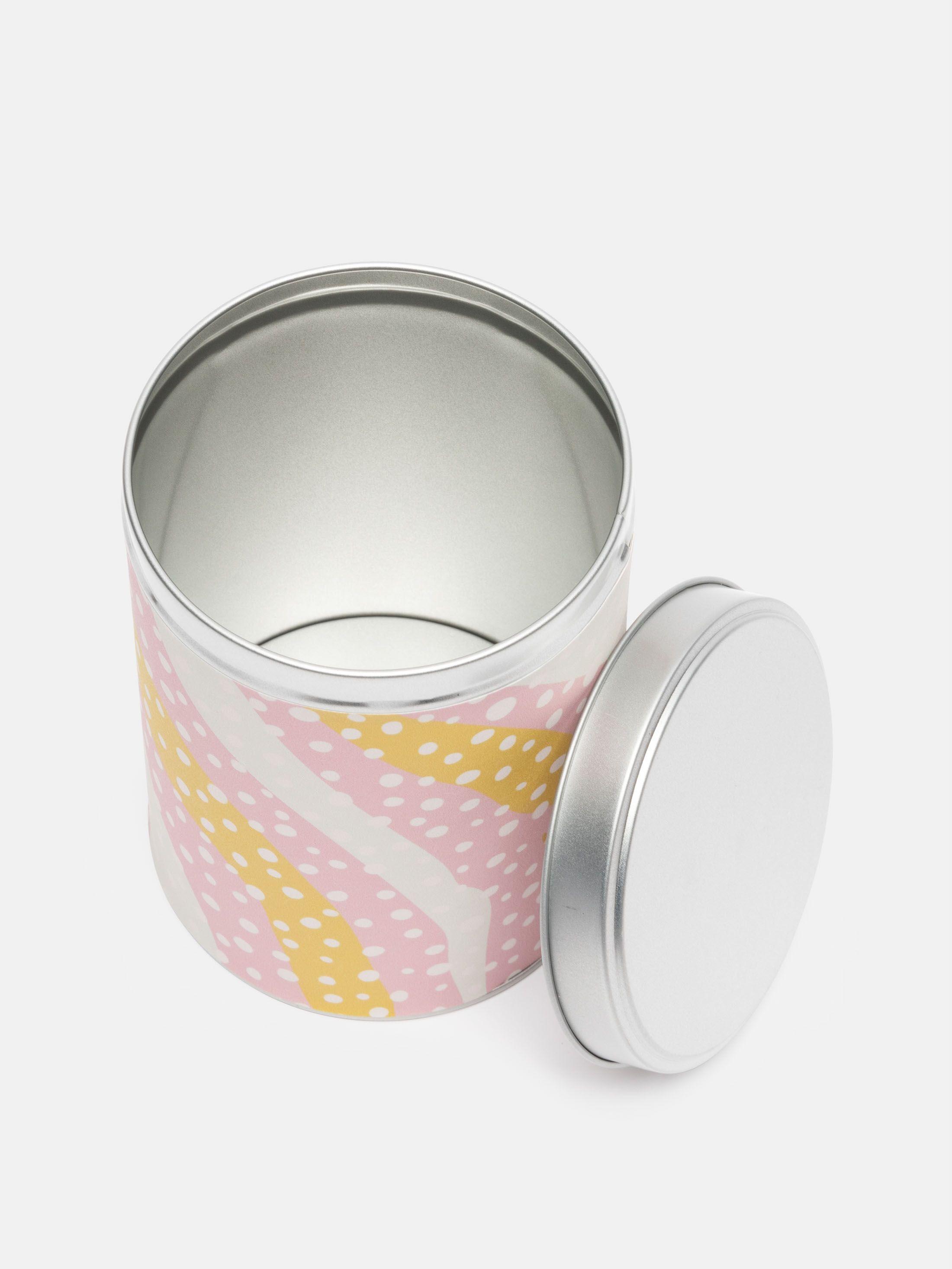 latta personalizzata a forma cilindrica