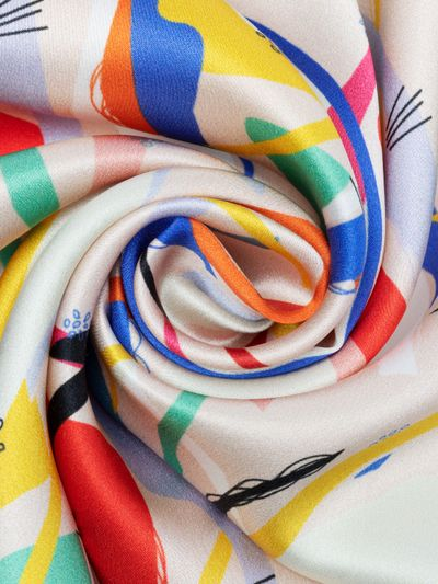 Real Silk Satin fabric