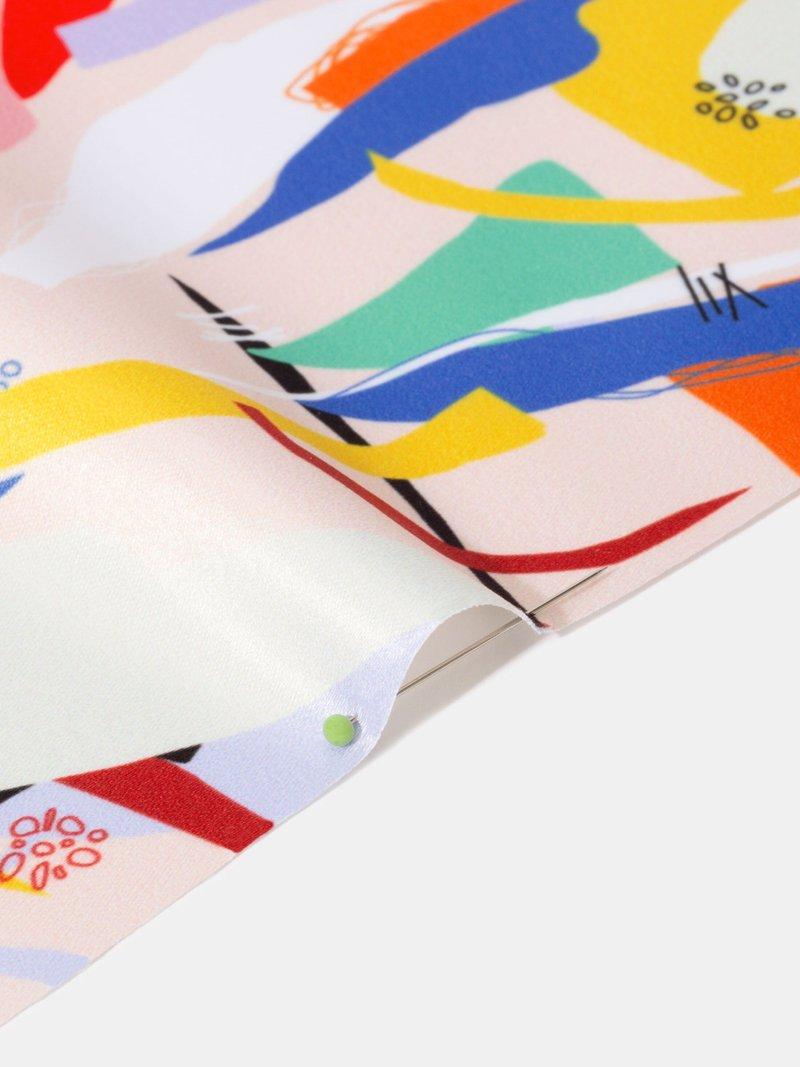 Duchess Satin shiny fabric