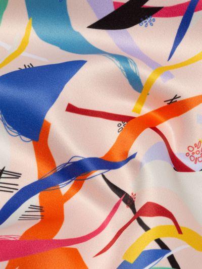 silk dress fabric