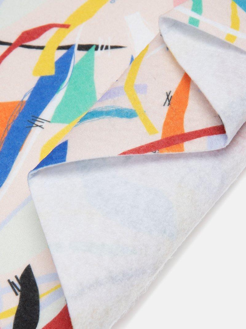 digital printing on Felt fabric