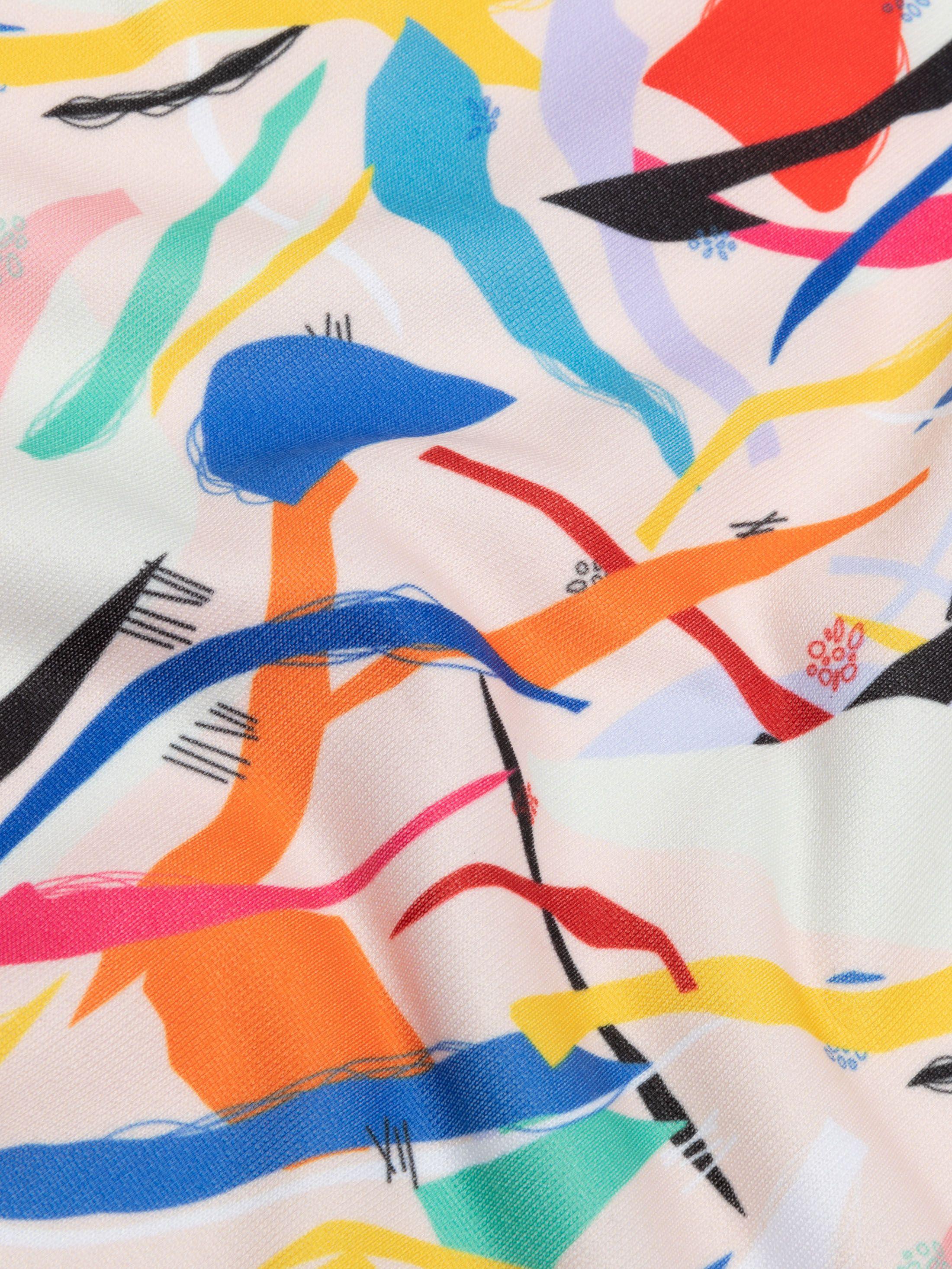 Impresión en tela de sudadera French Terry