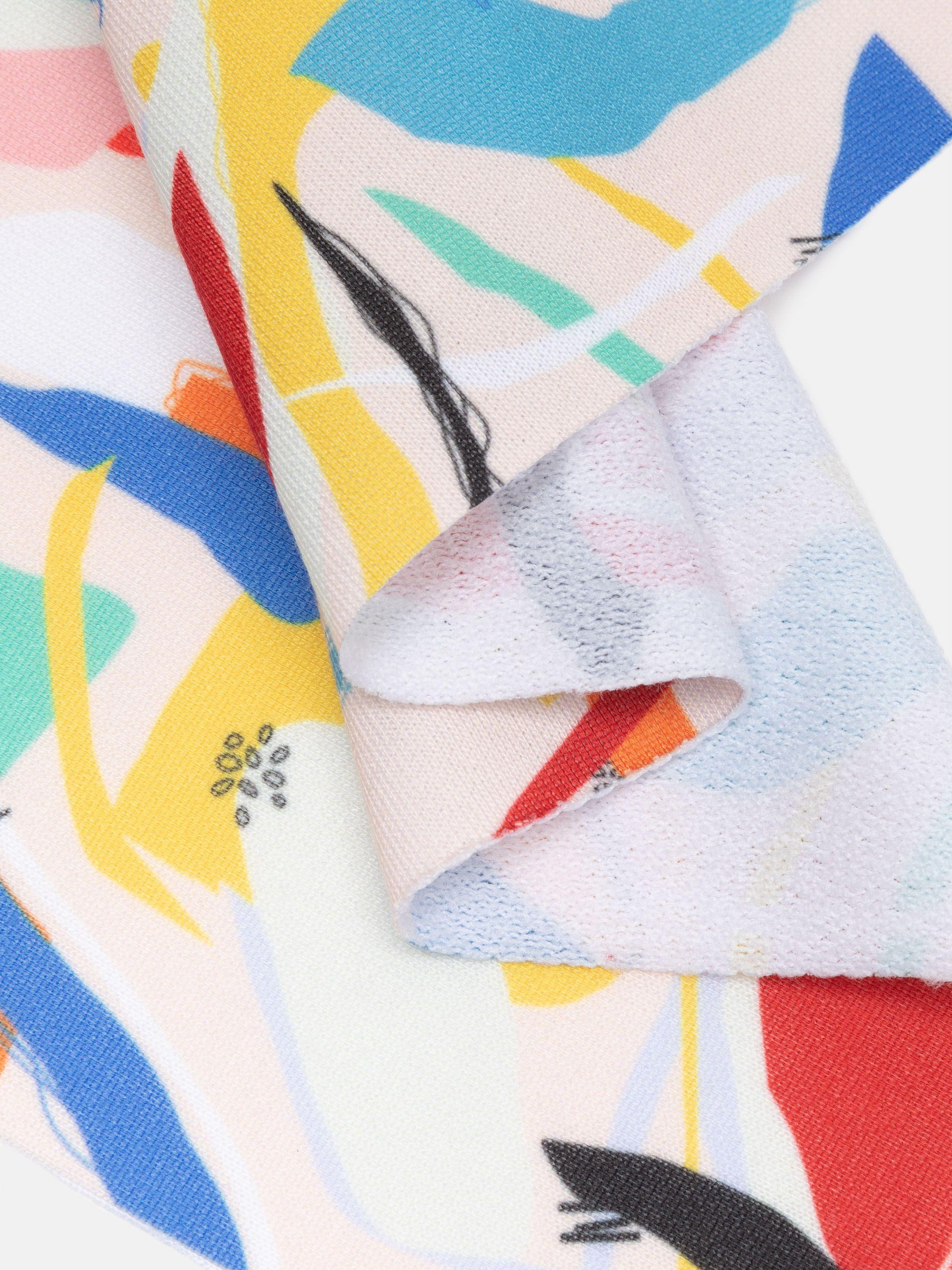 Diseñar telas sudadera por metros