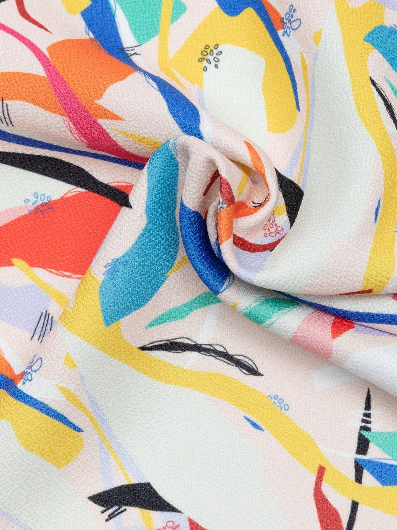 Design sur tissu gaia écologique