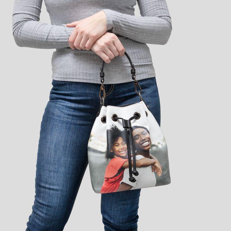 Personalised Bucket Bag