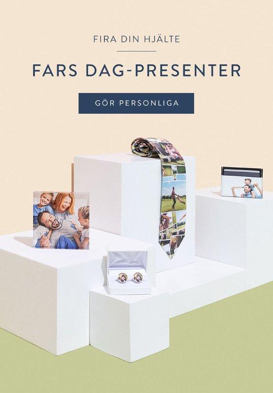 Personliga fars dag-presenter