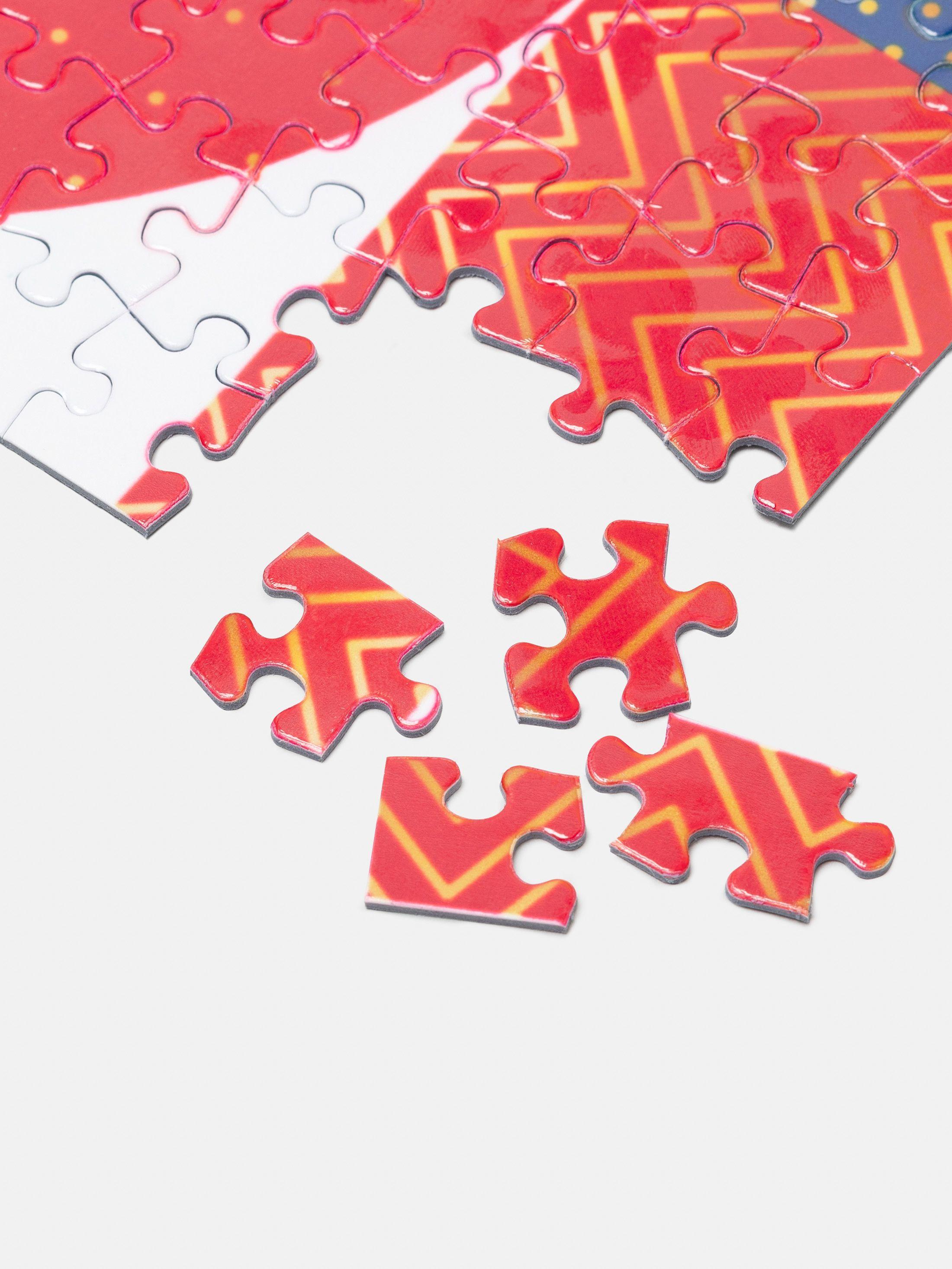 Crea Puzzle da 500 Pezzi