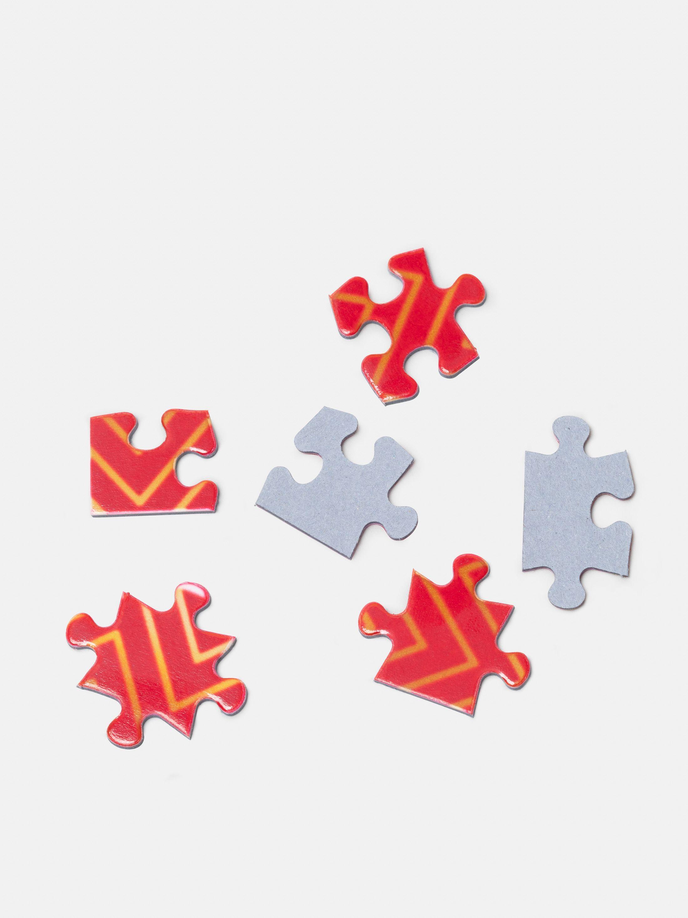Puzzle Personalizzato 500 Pezzi in una scatola in metallo