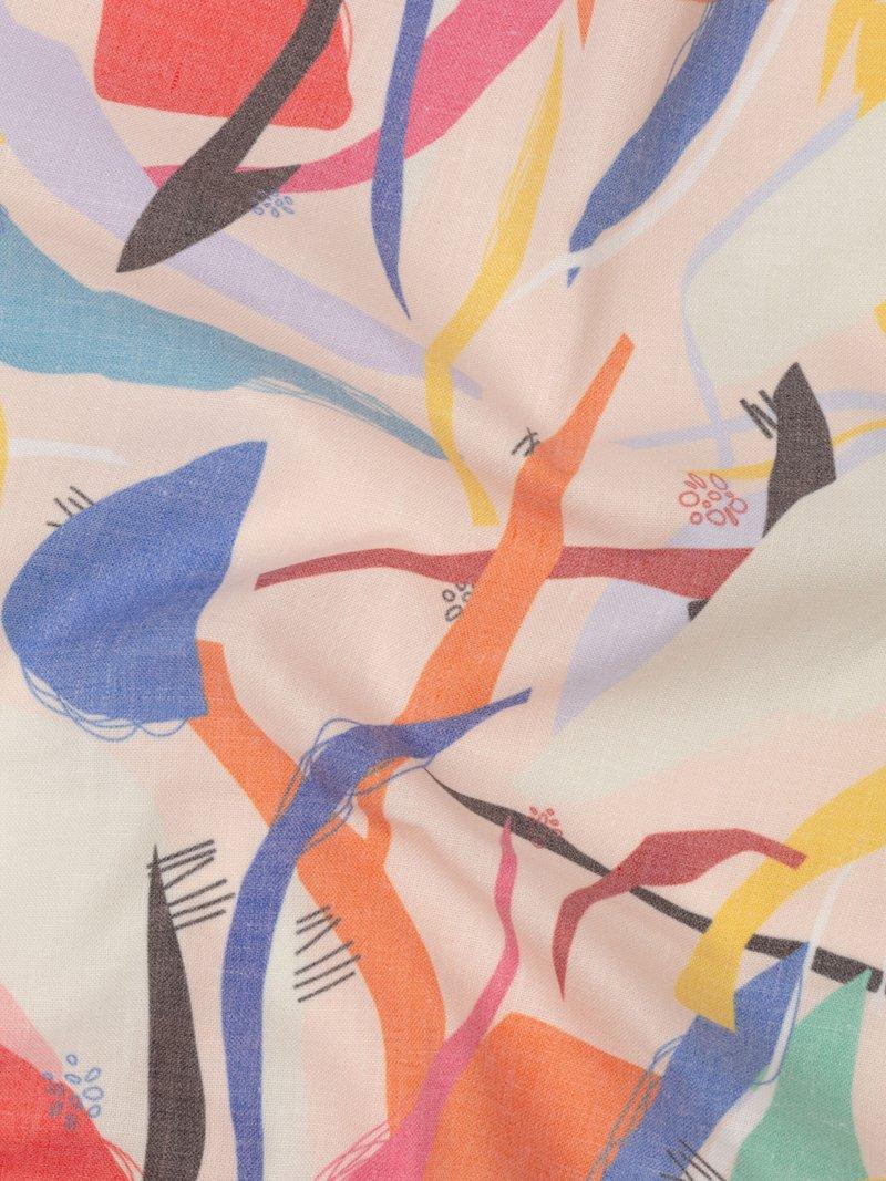 digital printing on Vintage Fade fabric