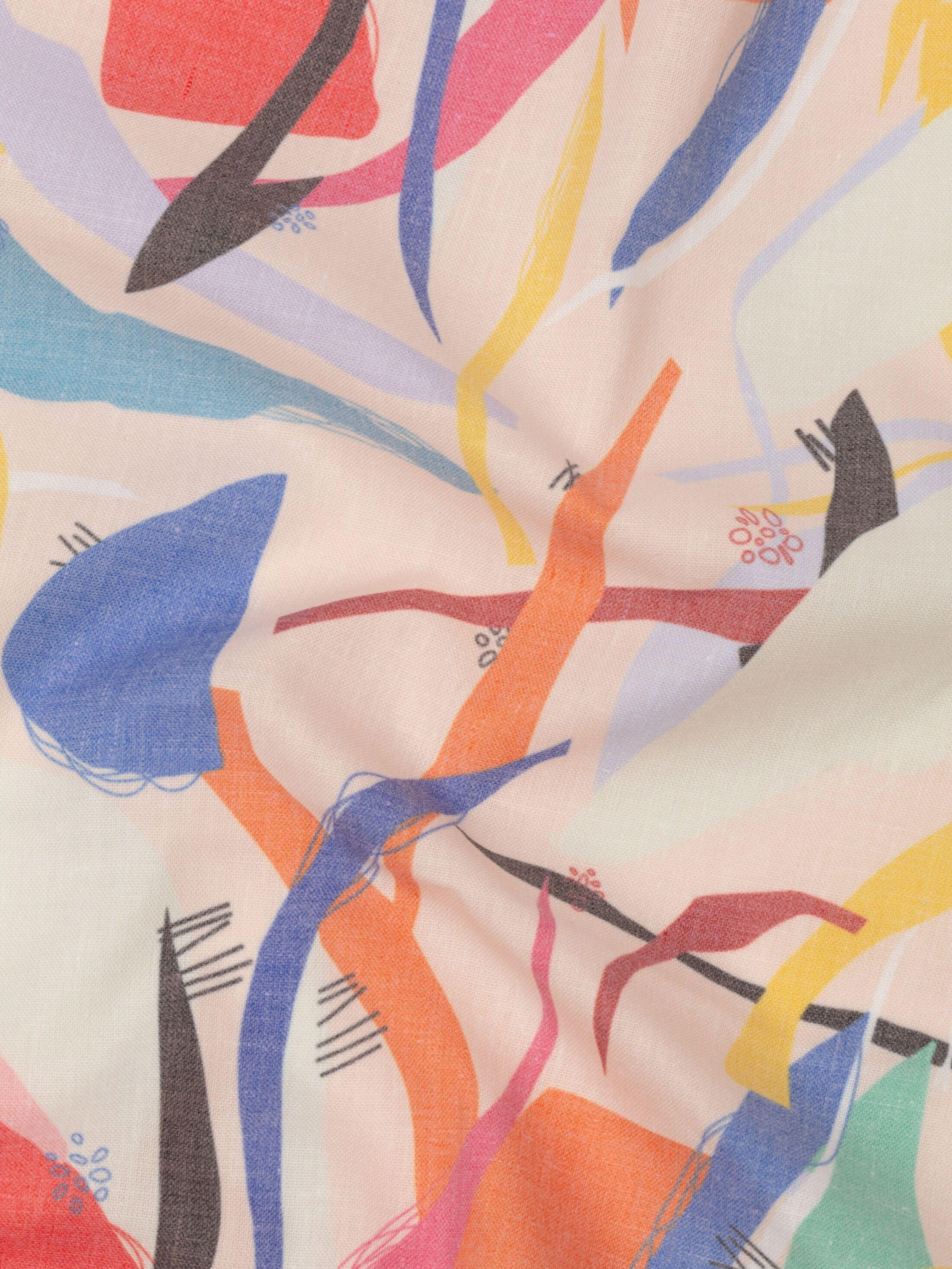 polyester baumwolle mischgewebe bedrucken